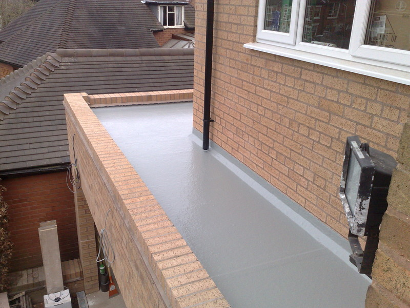 Fibreglass Roofing West Midlands