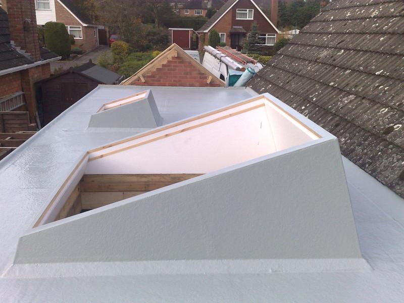 Fibreglass Roofing West Midlands