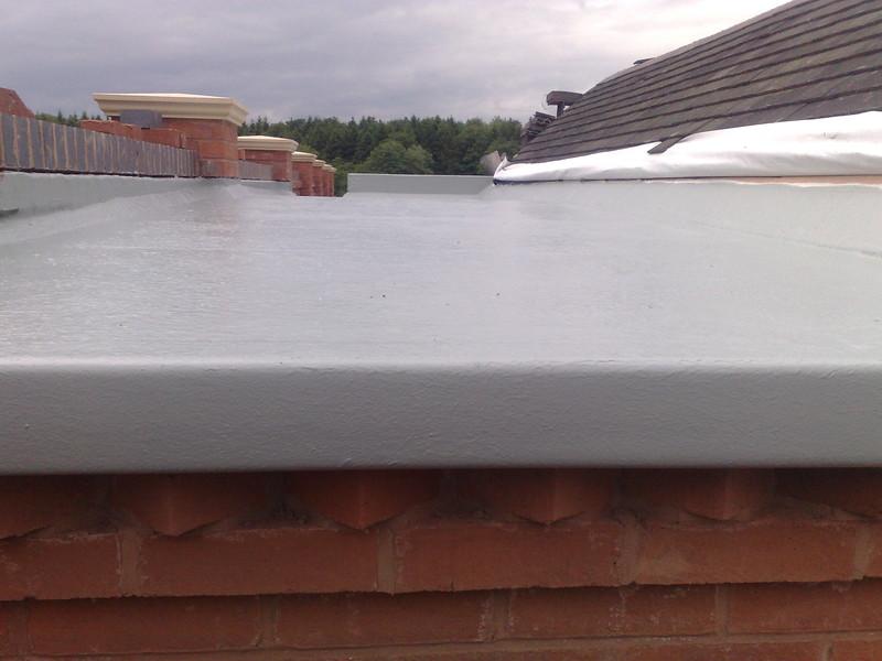 Fibreglass Roofing Birmingham